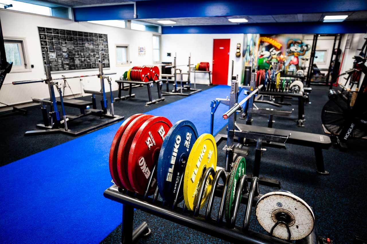 vægt træning kolding