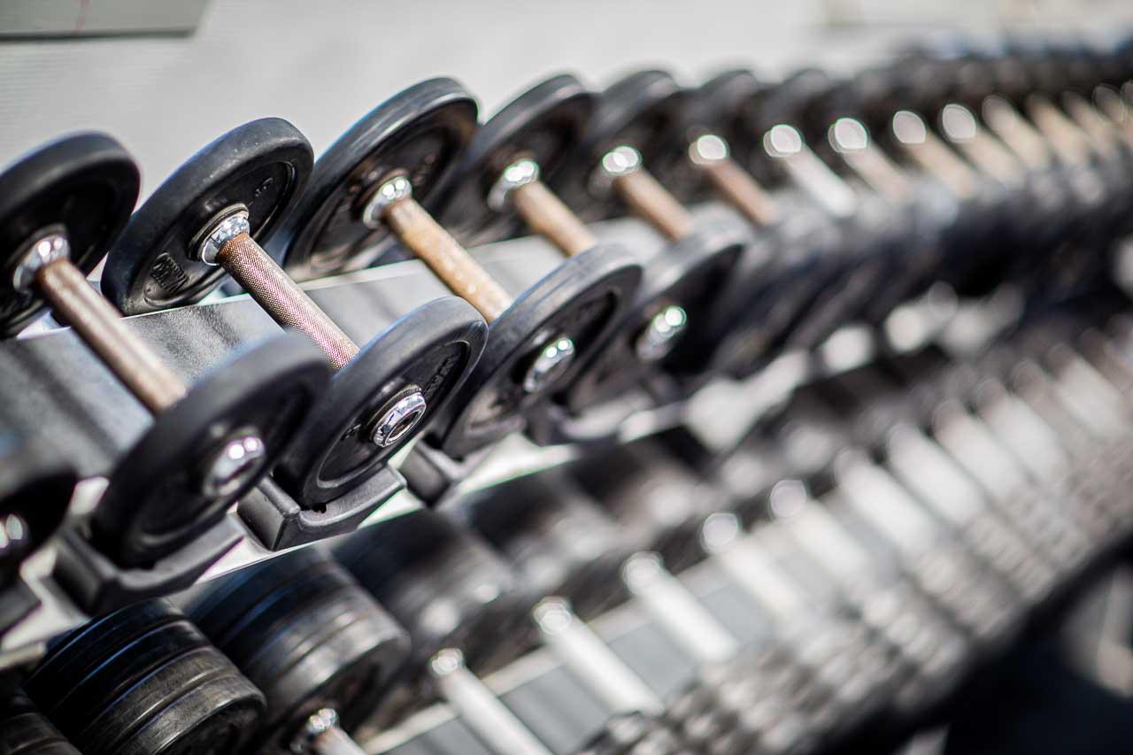 vægttræning Bramdrupdam Hallen