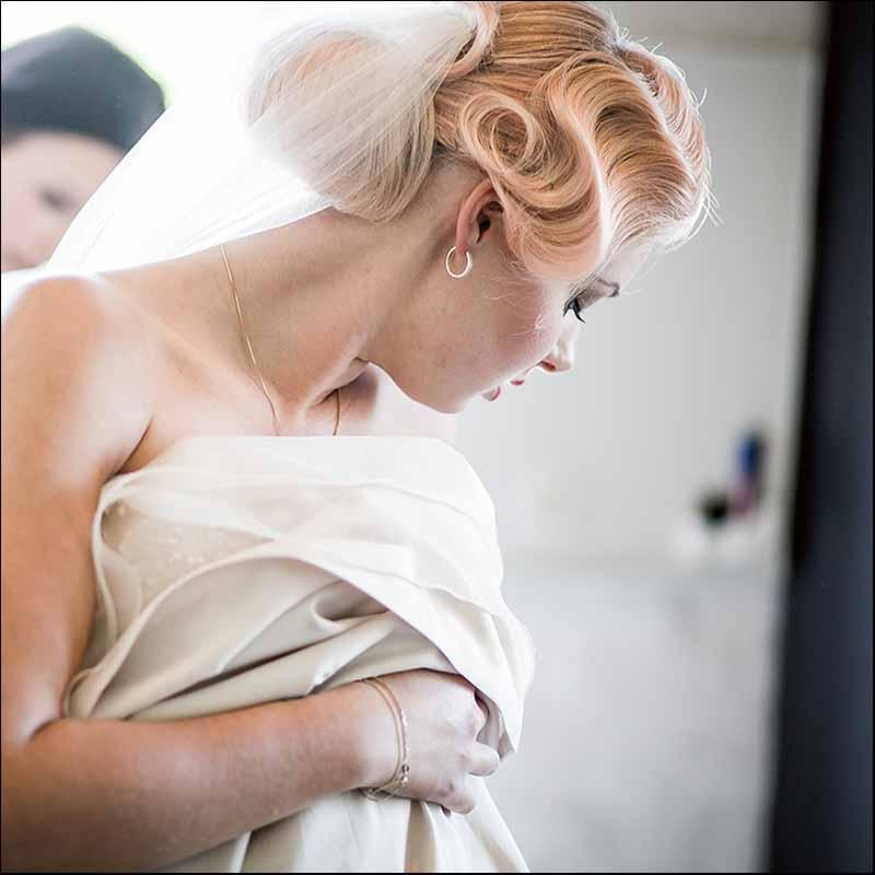 Et bryllup er ceremonien