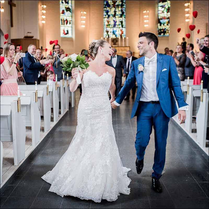Hvor lang tid bør vi sætte af til bryllupsbilleder?