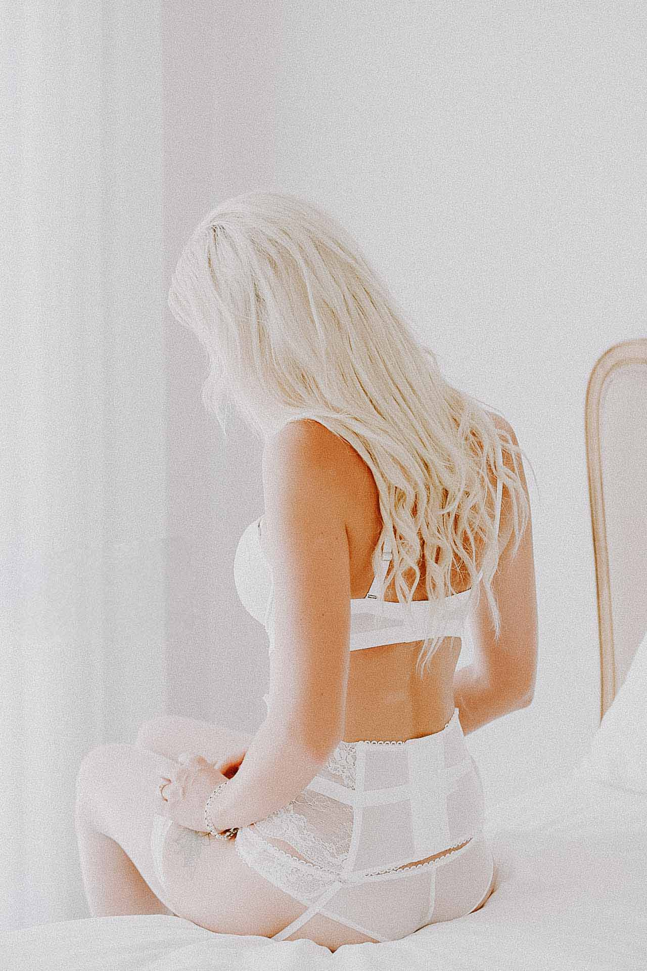 Boudoir fotos – Smukt og tidløst billede