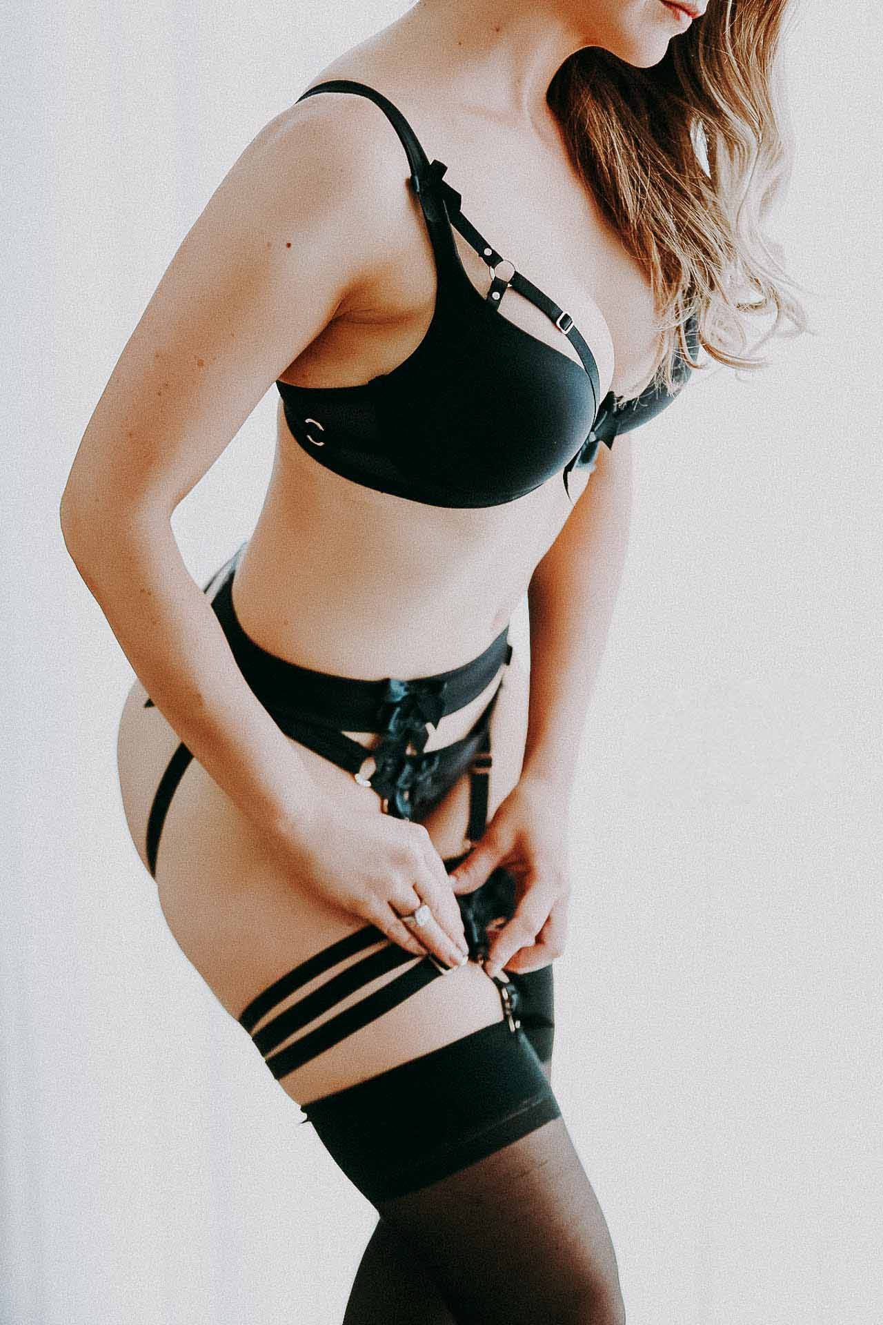 Boudoir Morgengave og Nude Art fotografering