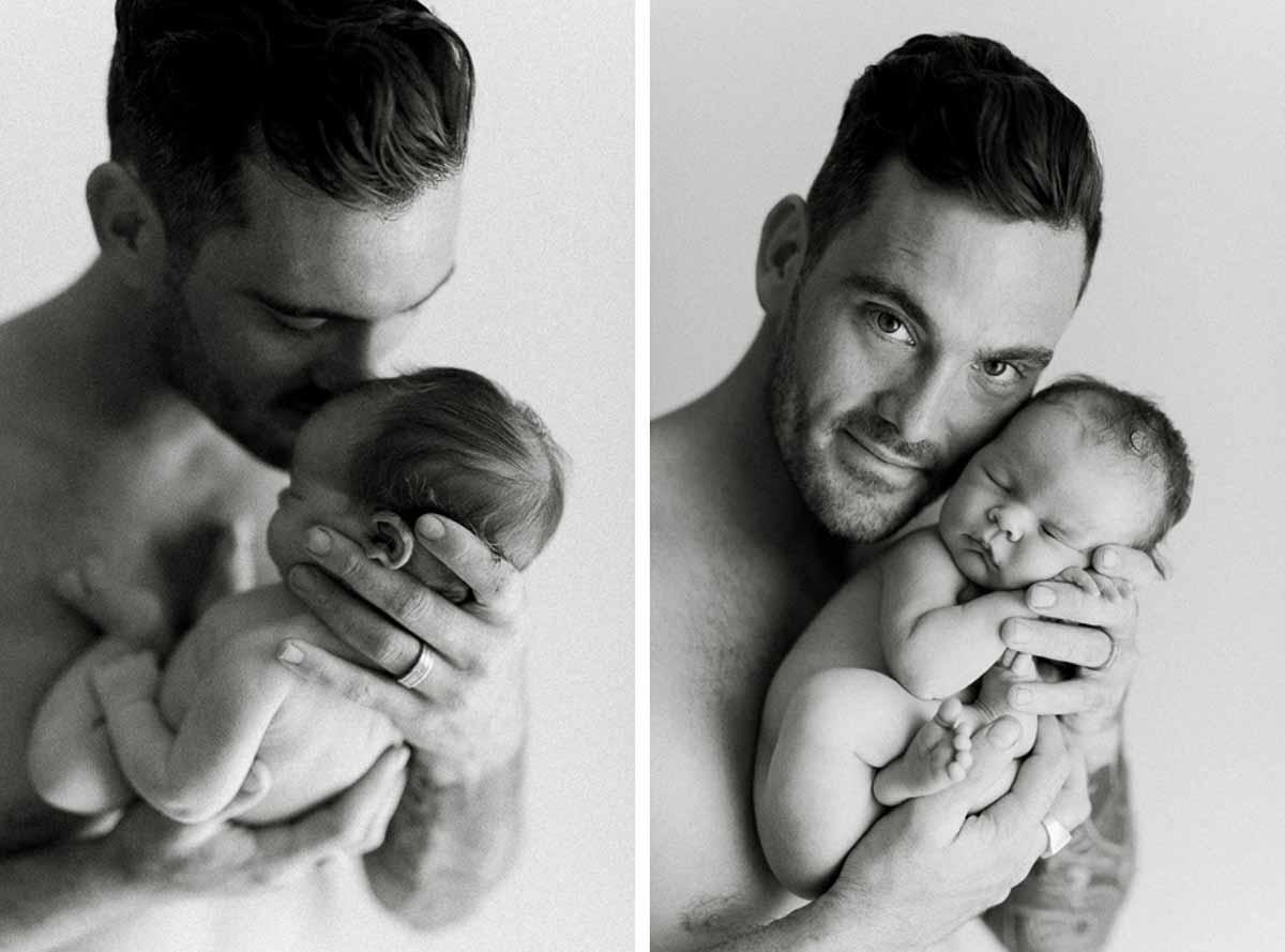 Nyfødt billeder.