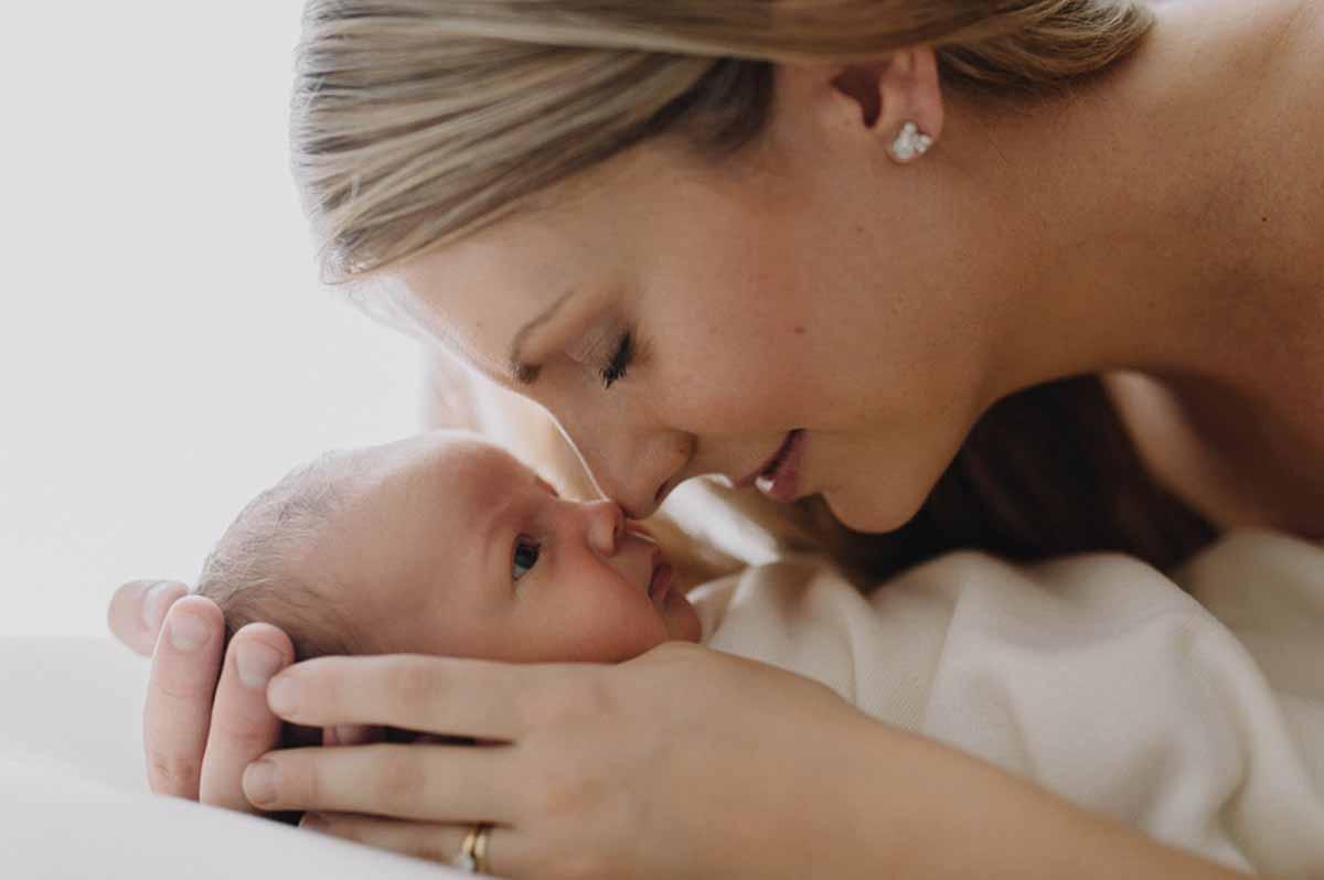 Newborn foto, baby foto