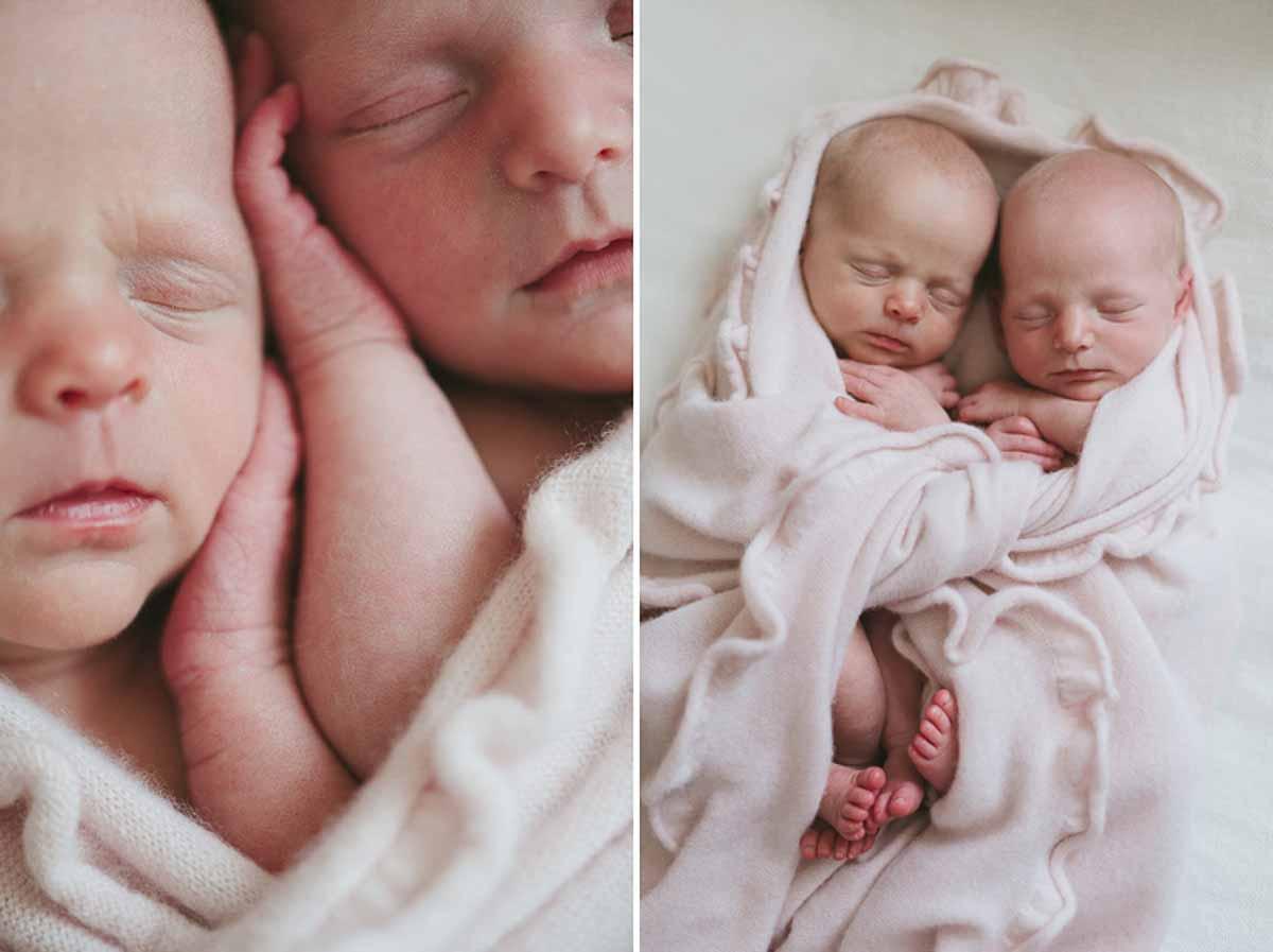 Hvornår kan man få taget newborn billeder?
