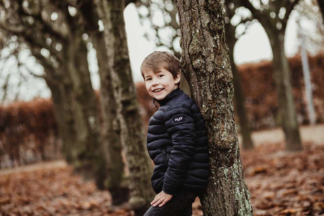 Fotografering af børn i institutioner