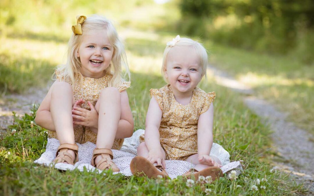 Gode billeder af børnene