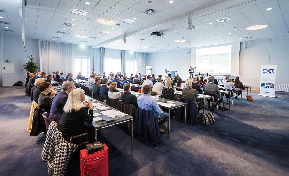 Professionel event og konference fotograf