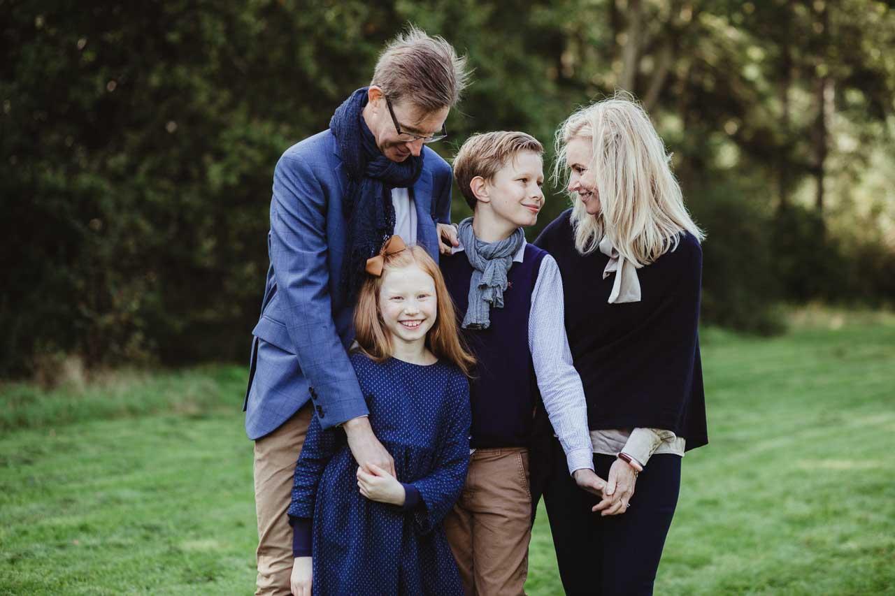Enkle tips til bedre familiefotografering