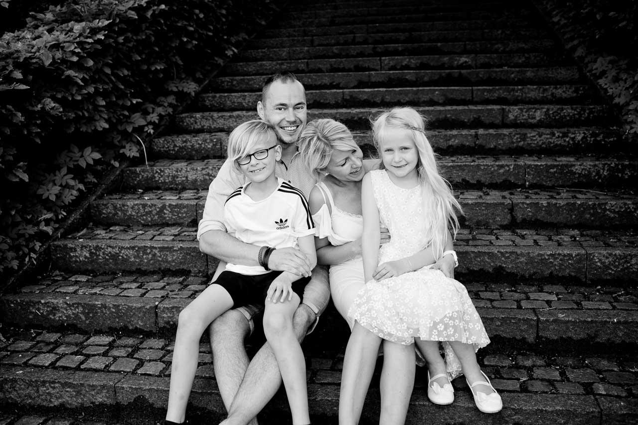 Priser for børnefotografering, familiefotografering