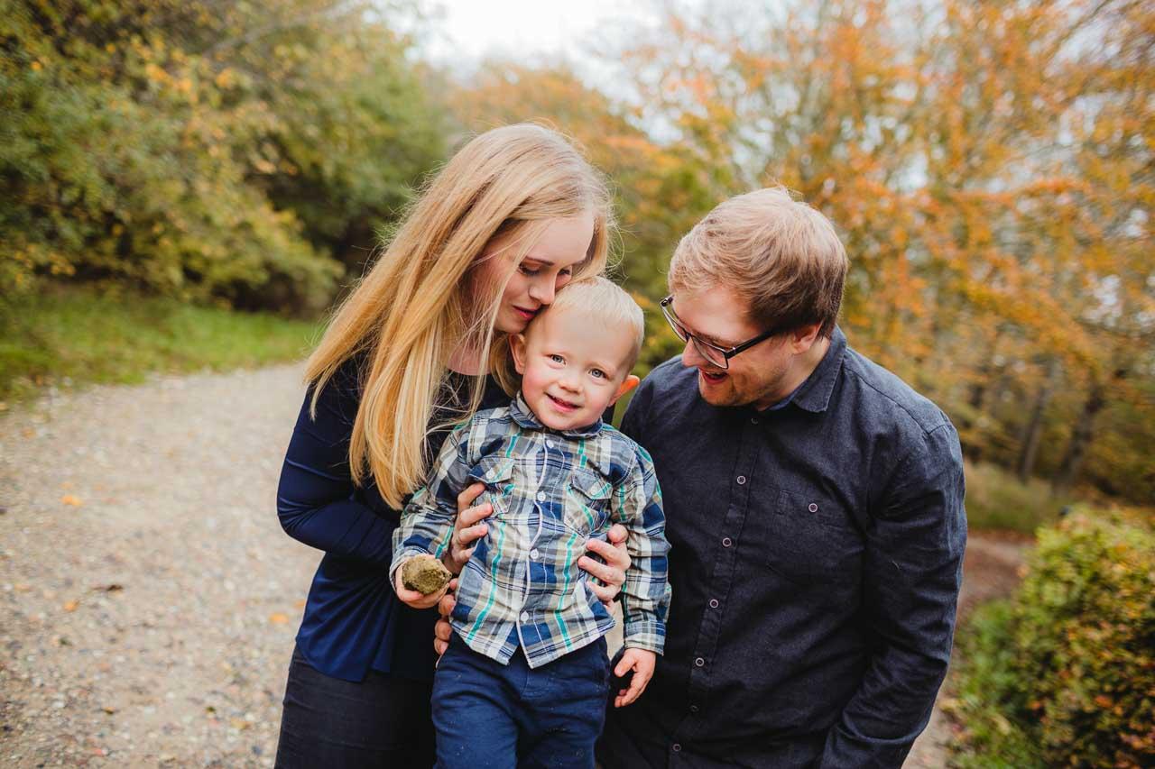 Familiefotografering - Familiebilleder - Familiefotograf