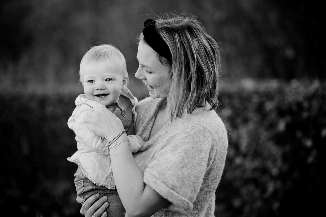 Familiefoto, Børnefoto