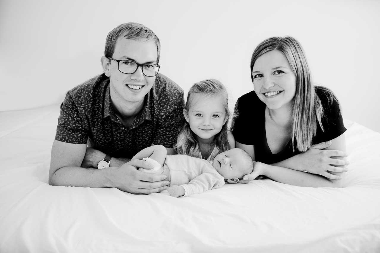 Børn og familiefoto
