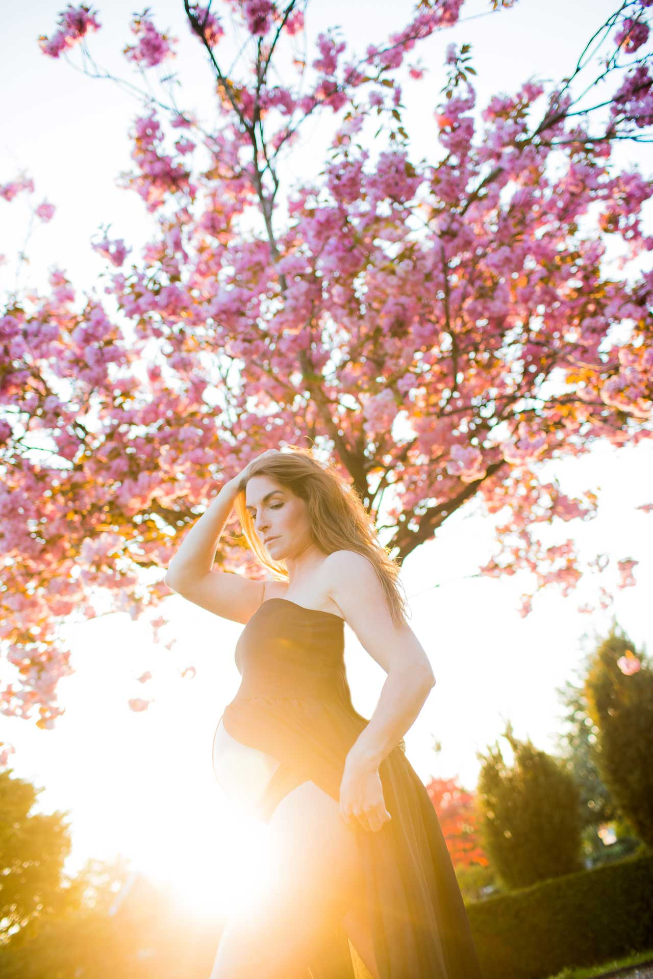 Smukke og naturlige gravid billeder